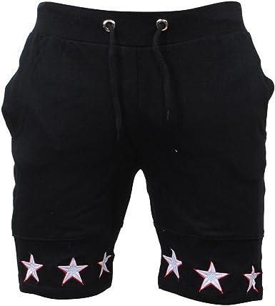 Shorts for Men F/_Gotal Men/'s Fashion Breathable Pants Elastic Waist Sports Pants Training Jogger Shorts Sweatpants