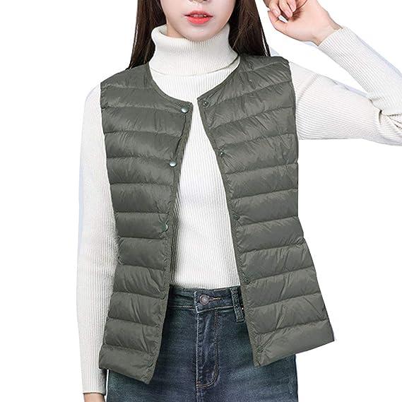 Gilet Veste Ultra Manche Manteau Femme Doudoune Pour Sans Légère 6nqExwZRW