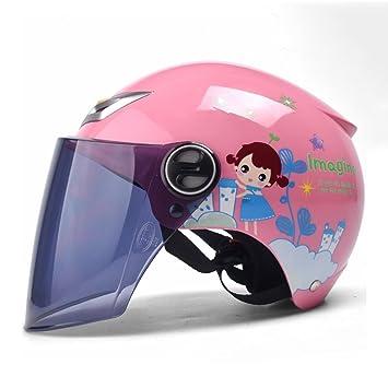 Cascos de motocross Casco de los niños casco de verano casco de seguridad de la bicicleta