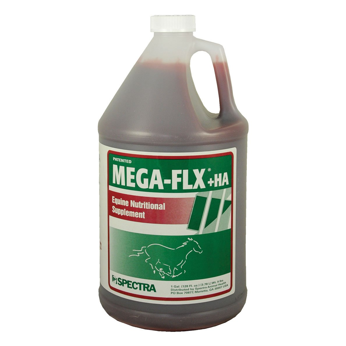 Mega-Flx + HA Equine, Gallon (128 oz) by Mega-Flx