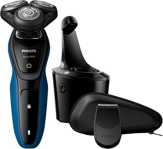 Philips Series 5000 - Afeitadora eléctrica en seco (incluye ...