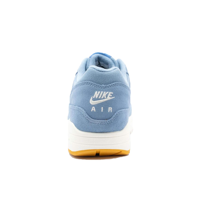 purchase cheap 1d8ef ba961 Amazon.com   Nike Men s Air MAx 1 Premium Work Blue Yellow  Ochre Sail Mountain Blue 875844-404   Fashion Sneakers