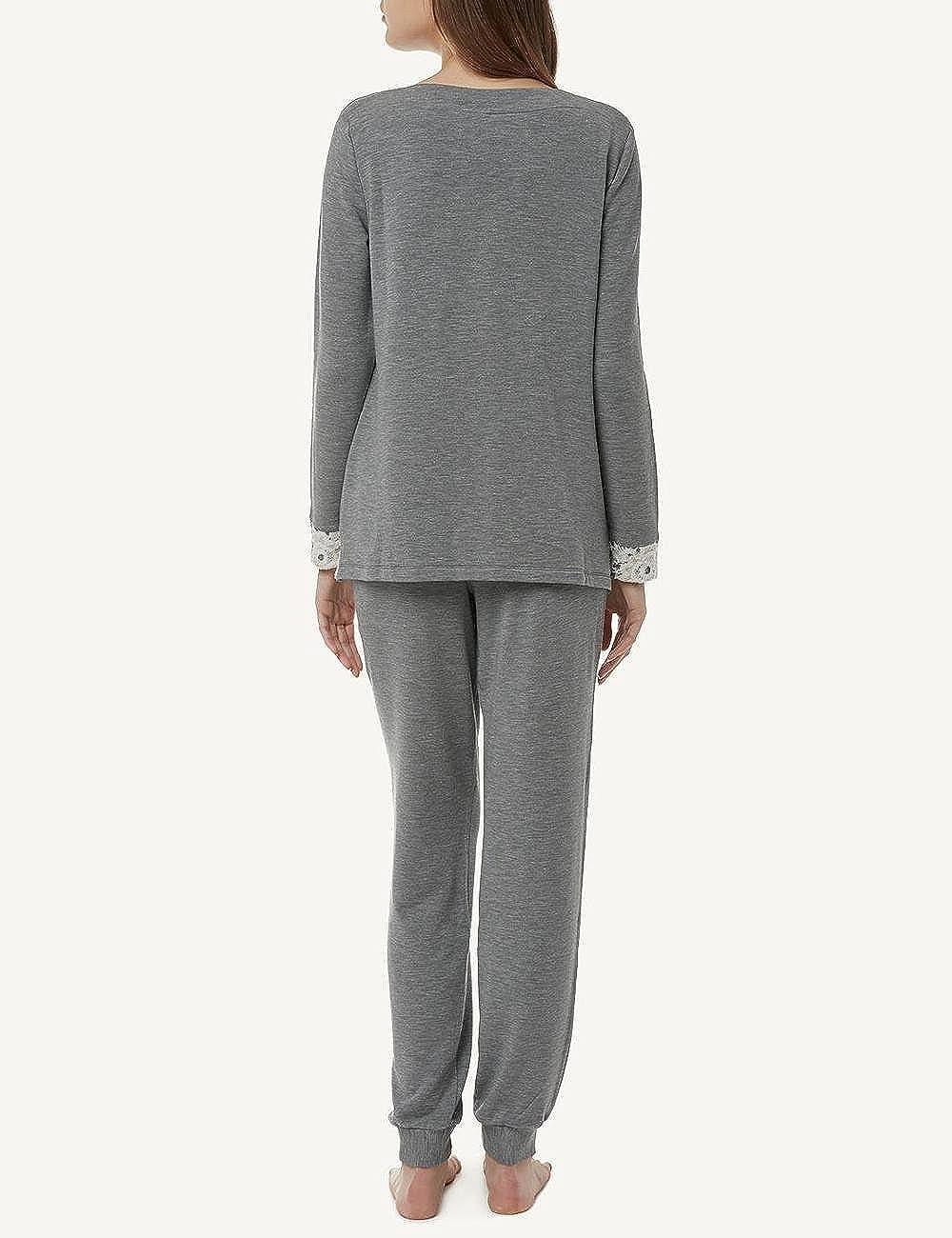 Intimissimi - Pijama - para Mujer Grau - 976 Medium: Amazon ...