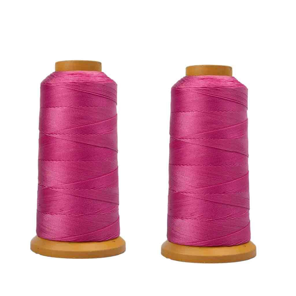 NAOMI 2PCS Reed Thread for Oboe or Bassoon Reeds Making Oboe Reeds Accessories Pink Color Woodwind Parts Accessories New by NAOMI