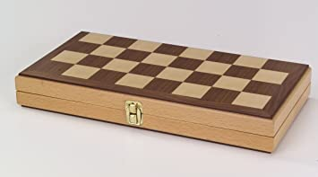 Goki-56922 Juegos de Mesa Ajedrez En Caja de Madera ...
