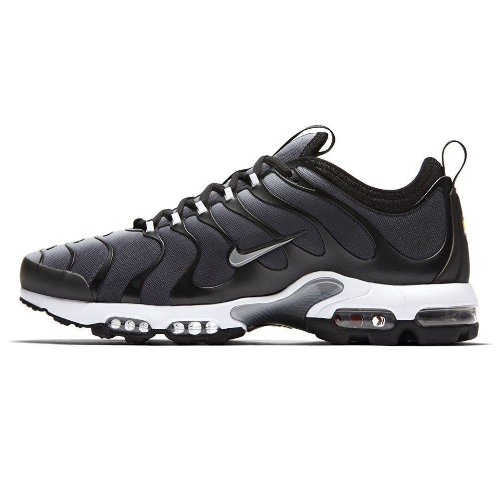 737c3a9a67663a Nike Air Max Plus TN Ultra 898015-001 Black Wolf Grey 11 UK  Amazon.co.uk   Shoes   Bags