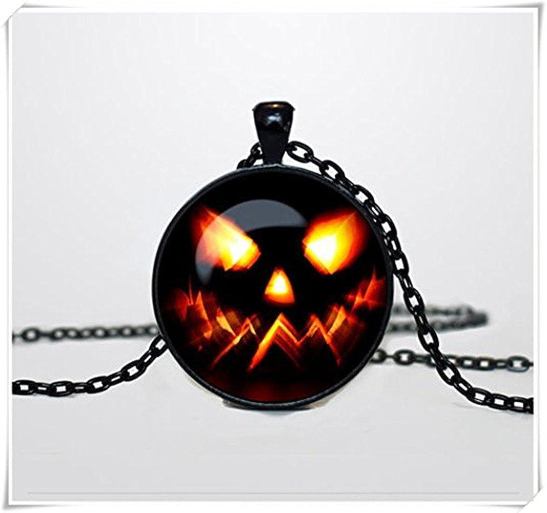 Collier de citrouille d'Halloween citrouille d'Halloween Forever family ce67