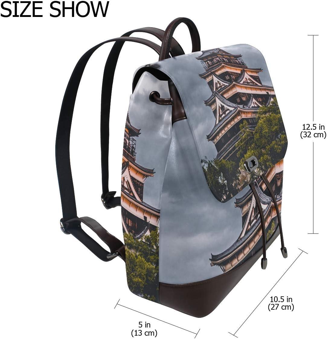 Travel Bag Storage Bag For Men Women Girls Boys Personalized Pattern Himeji Castle Backpack School Bag Shopping Bag