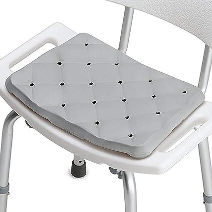 Amazon.com: DMI – Cojín para asiento de baño de espuma ...