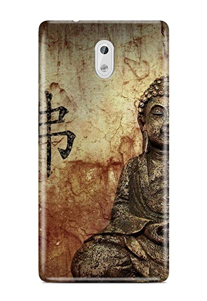 classic fit 96c03 d6370 Nokia 3 Cover, Nokia 3 Back Cover, Printed Cover by: Amazon.in ...