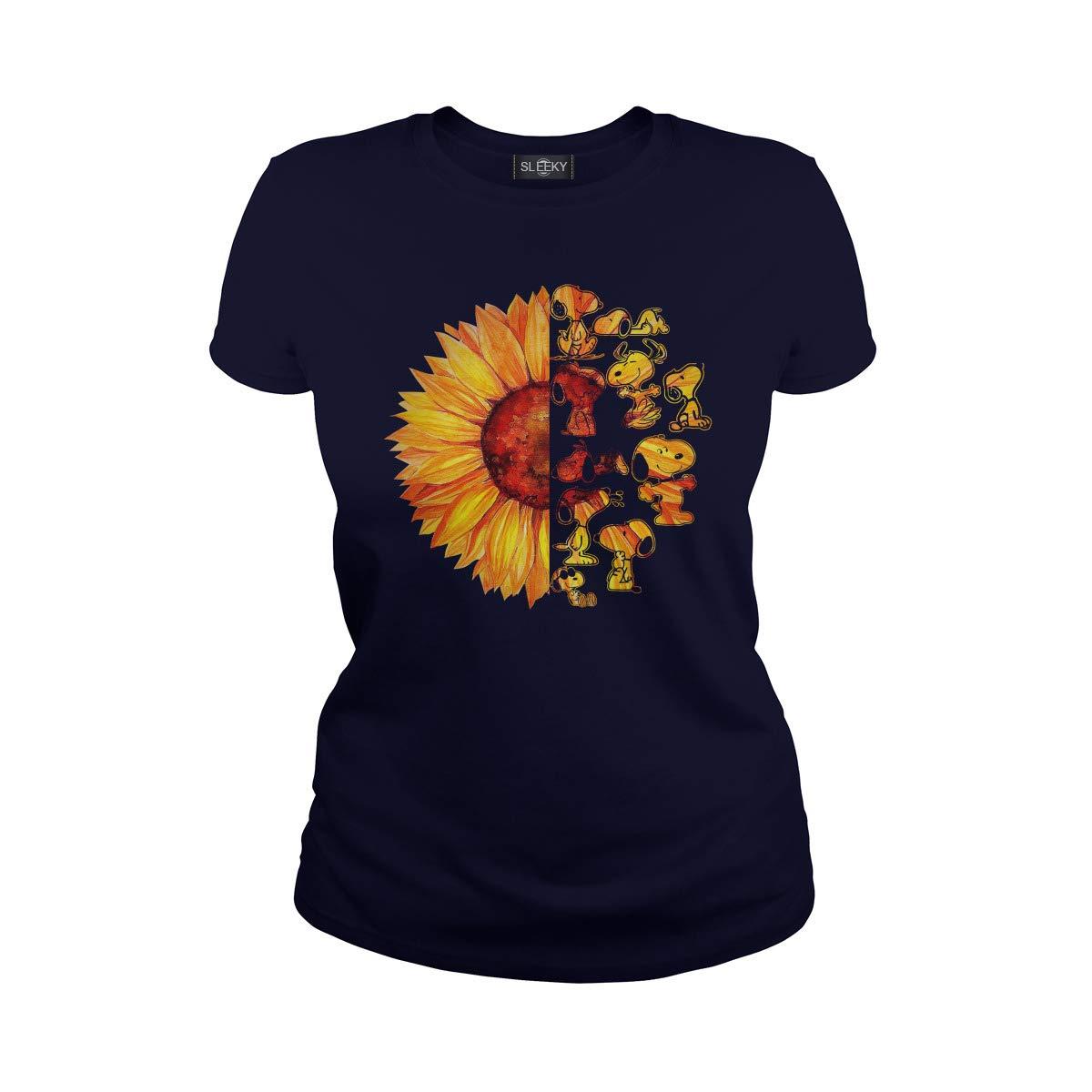 Snoopy Sunflower T-Shirt