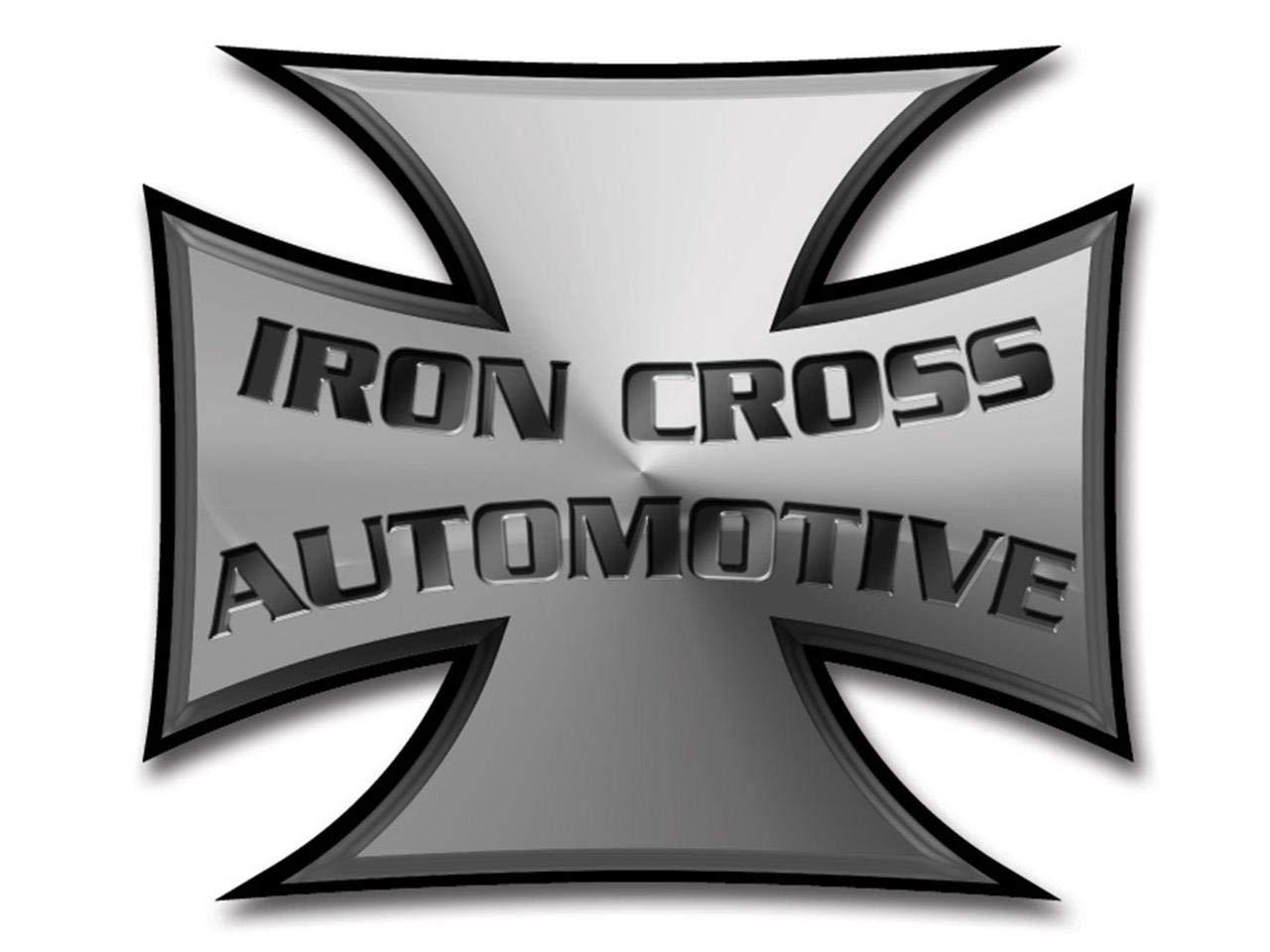 Iron Cross Automotive 99-612 Bracket Kit for HD Step 2002-2008 Dodge Ram Trucks