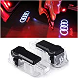 Inlink 2 x LED Car Door Welcome Light Courtesy Ghost Shadow Logo Projector Lights