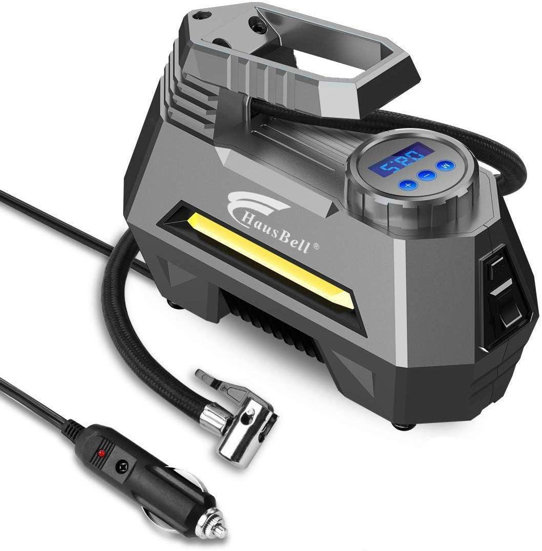Hausbell Portable Air Compressor