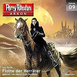 Flotte der Verräter (Perry Rhodan Arkon 9)