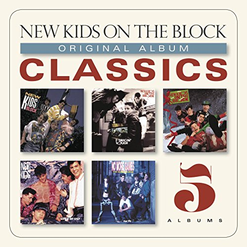 New Kids On The Block - What