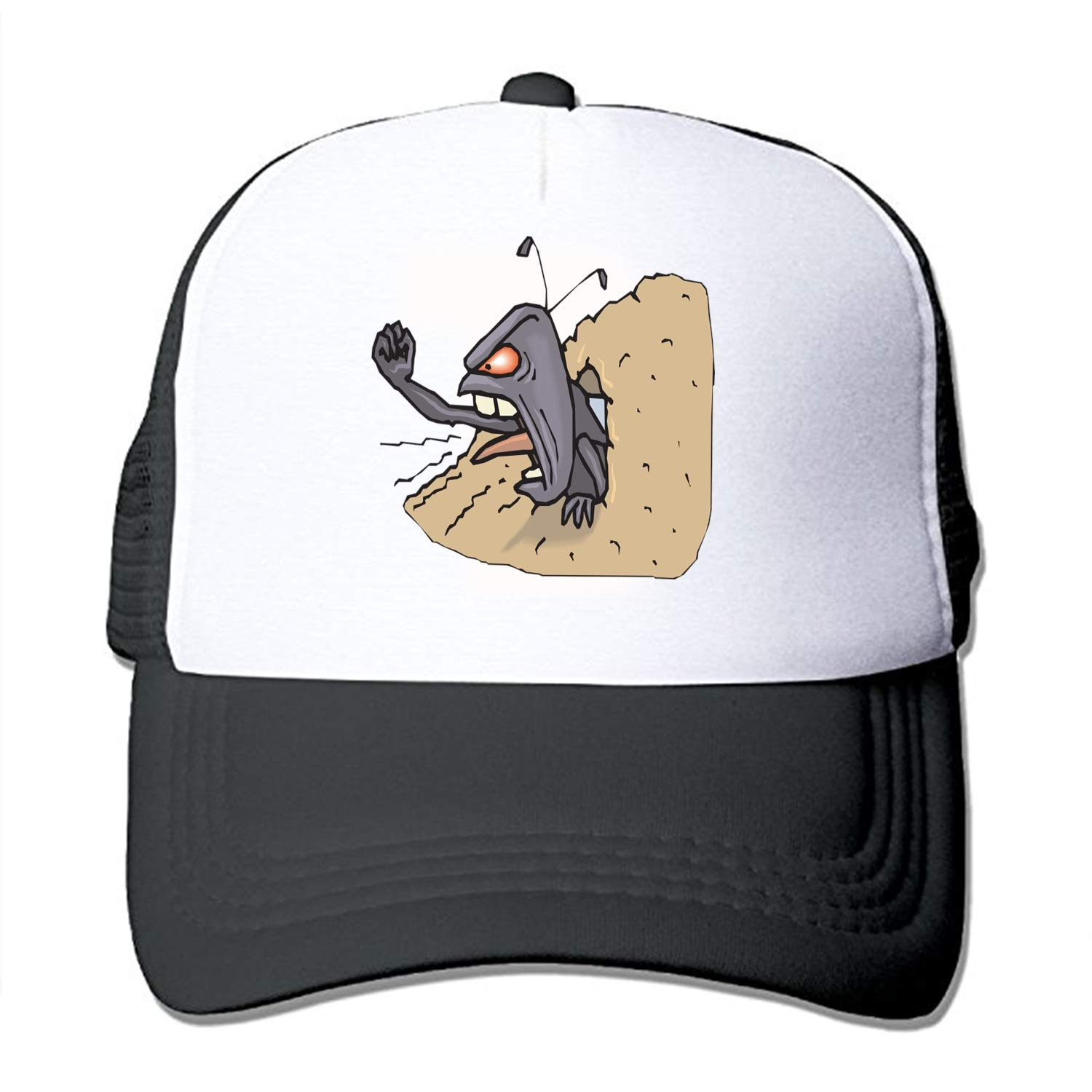 MANYOR Angry Ant Hole Hill Fist Upset Insect Dirt Unisex Adjustable Snapback  Hip Hop Hat Low Profile Baseball Cap at Amazon Men s Clothing store  a621b45457ec