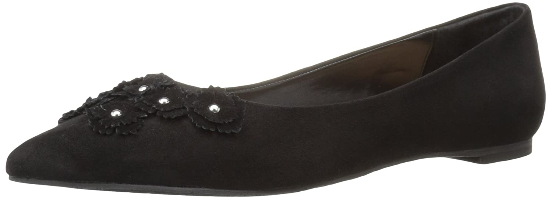Daya by Zendaya Women's Marlow Pointed Toe Flat B01K1J8WJA 6.5 B(M) US|Black