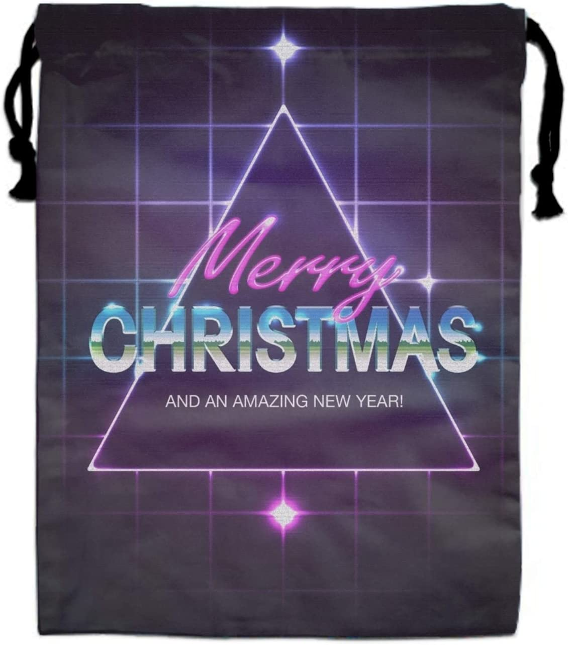 Packing Organiser Christmas Drawstring Bags for Travel Luggage Bag Toiletry Pouch Christmas