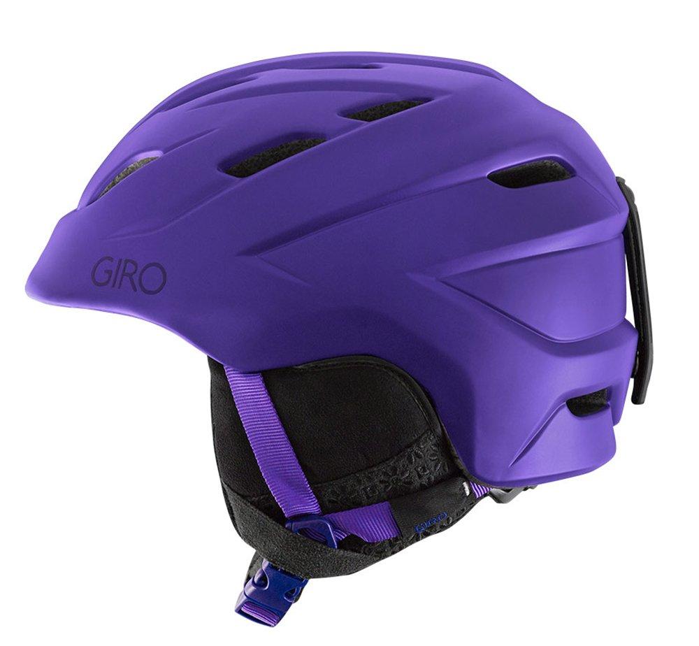 GIRO(ジロ) スキースノーボードヘルメット DECADE レディース HELMETS ASIANFIT MATTE PURPLE MOSAIC S 7060565 B016CQI3S6