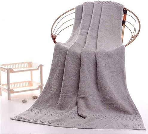 Chunjiao Toalla de baño 2Pcs 90 * 180cm de algodón Toallas de baño ...