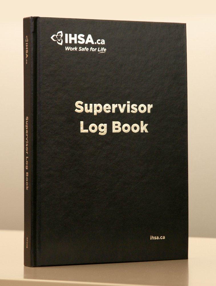 Supervisor Log Book PDF