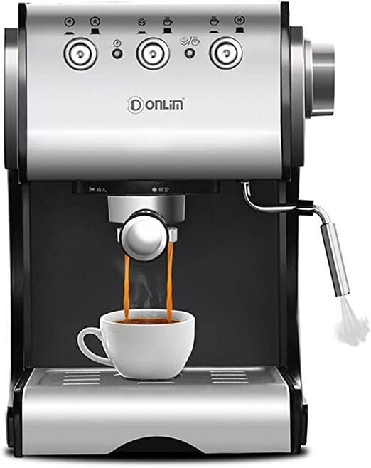 Global Brands Online 20Bar DL-KF500S Cafetera semiautomáTica ...