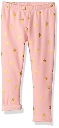 609bf7c62c87e7 Amazon.com: Gymboree Girls' Toddler' Warm & Fuzzy Leggings: Clothing