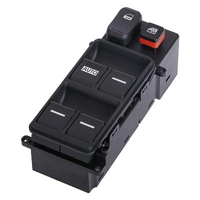 Driver Side Master Power Window Switch 35750-SDA-H12 for Honda Accord Sedan 2003 2004 2005 2006 2007: Automotive [5Bkhe2001194]