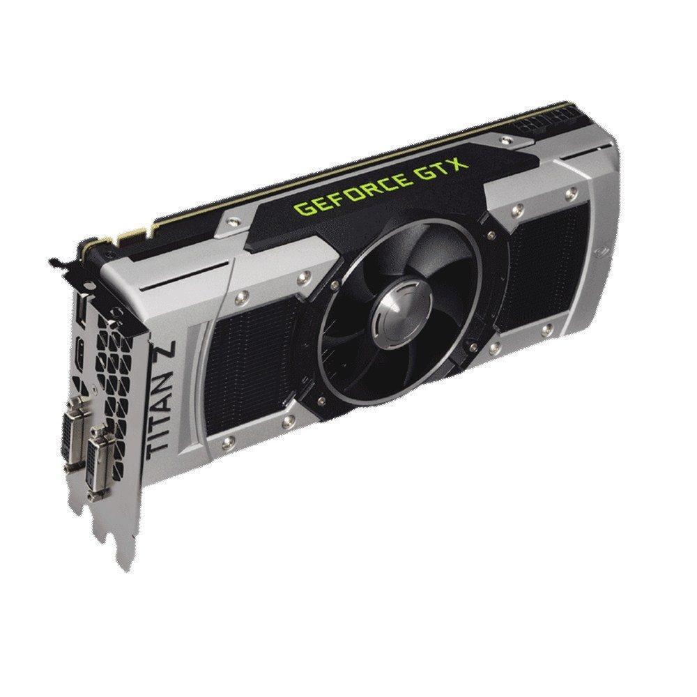 Amazon.com: ASUS GeForce GTX Titan Z 12GB GDDR5 Graphics Card - GTXTITANZ-12GD5: Computers & Accessories