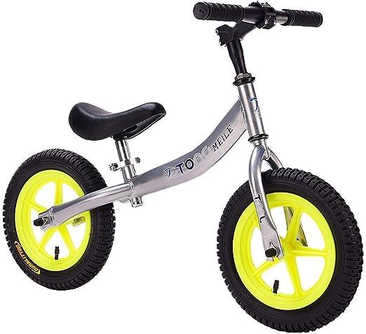 Bicicleta Sin Pedales Ultraligera Balance Bike, Running Walking ...