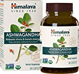 Himalaya Organic Ashwagandha, Adaptogen for Stress-relief, Cortisol level support and Energy Boost, 60 Caplets, 670 mg 2 Month Supply Review