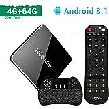 a81e91eb13c H96 Max X2 Android 8.1 TV Box 4GB DDR4 Ram 64GB ROM EstgoSZ Smart 4K TV