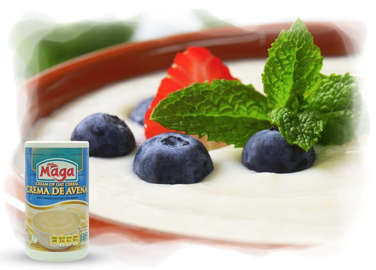 Crema de Avena (Cream of Oatmeal) de Maga Foods Puerto Rico ...