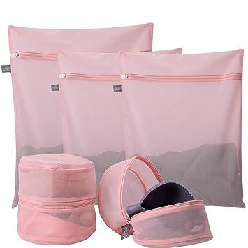 Amazon.com: Kimmama - Bolsa de malla para ropa delicada ...
