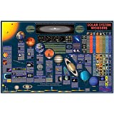 Wonders The Solar System Space Chart, Teaching Toys, 2017 Christmas Toys