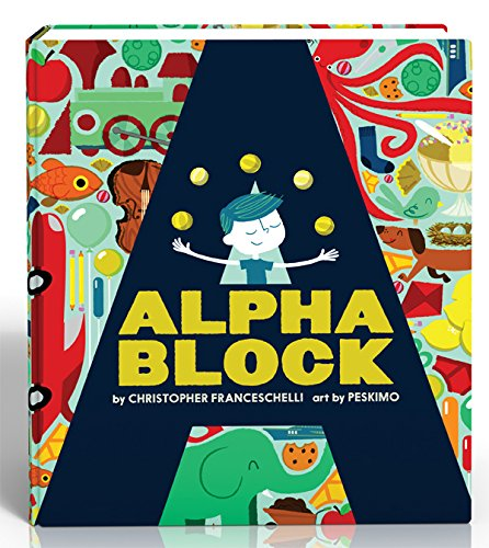 Image result for alpha block book