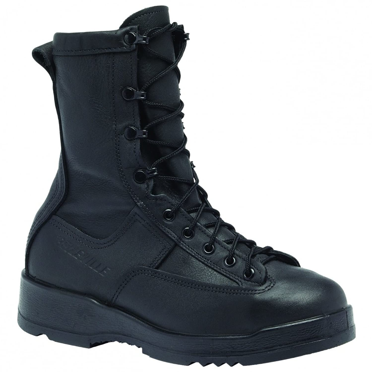 Belleville 880ST Waterproof Steel Toe Flight and Flight Deck Boot, Black