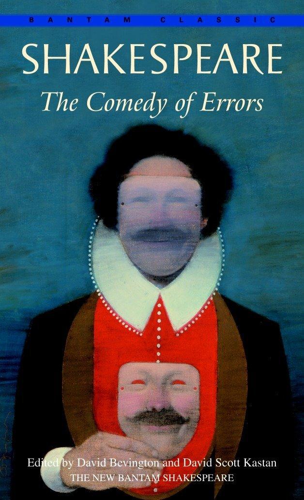 the comedy of errors bantam classic
