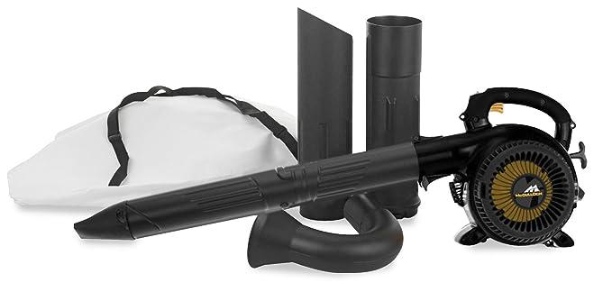 McCulloch GBV 325 Soplador Aspirador GBC325, 750 W, Negro