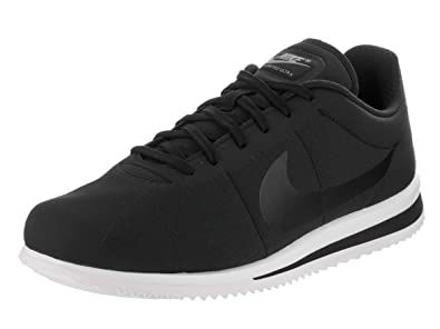 new concept 0ef77 41d8a Nike Men s Cortez Ultra Black Black Cool Grey White Casual Shoe 11. 5 Men  US  Buy Online at Low Prices in India - Amazon.in