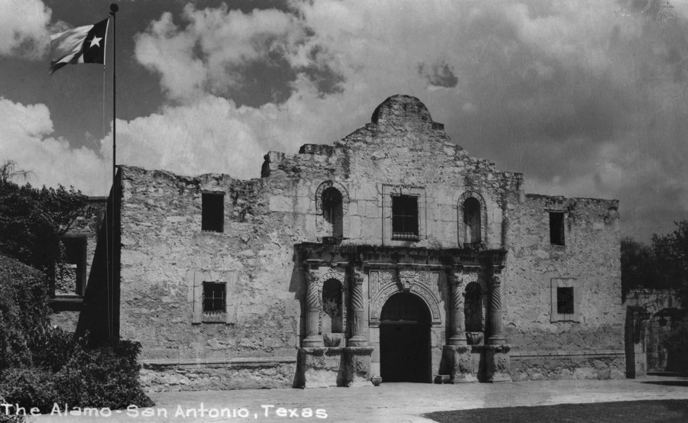San Antonio、テキサス – アラモ写真 12 x 18 Art Print LANT-32259-12x18 B00QPZCZVG 12 x 18 Art Print12 x 18 Art Print