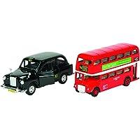 Goki 12213 - Fahrzeug - London Bus und