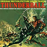 Thunderball Ost by Original Soundtrack, James Bond Films (Related Recordings) [Music CD]
