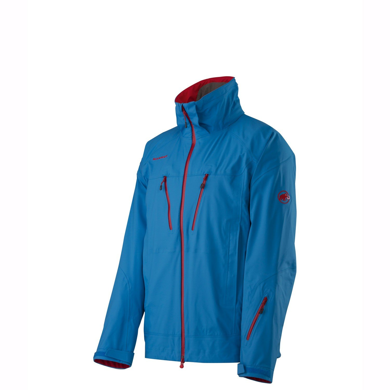 cute cheap premium selection latest fashion Mammut Men's Stoney Jacket, Imperial, Small: Amazon.co.uk: Sports ...
