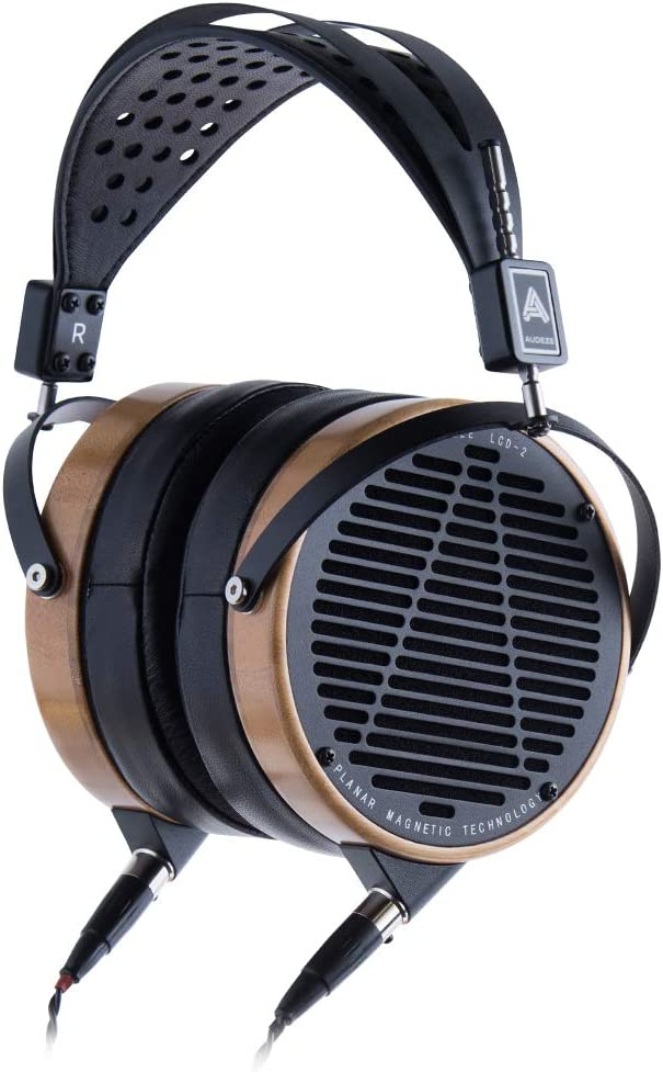 B007AGLQV4 Audeze LCD-2 Over Ear | Open Back Headphone | Bamboo Wood Rings | Leather 61cMTA1yzTL.SL1000_
