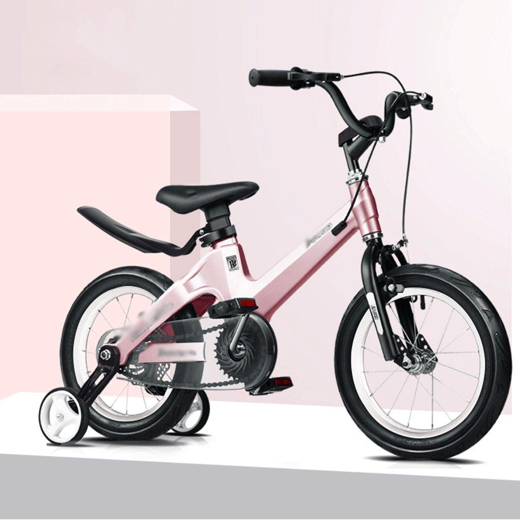 自転車 子供用航空マグネシウム合金自転車2-4-6-7-8-9-10-11-12年少年少年少女のためのキャリー (サイズ さいず : 12 inch) B07DPPFJ1T 12 inch 12 inch