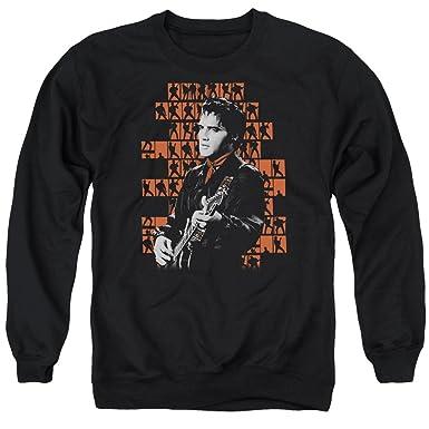 Elvis Pullover der Männer 1968: : Bekleidung