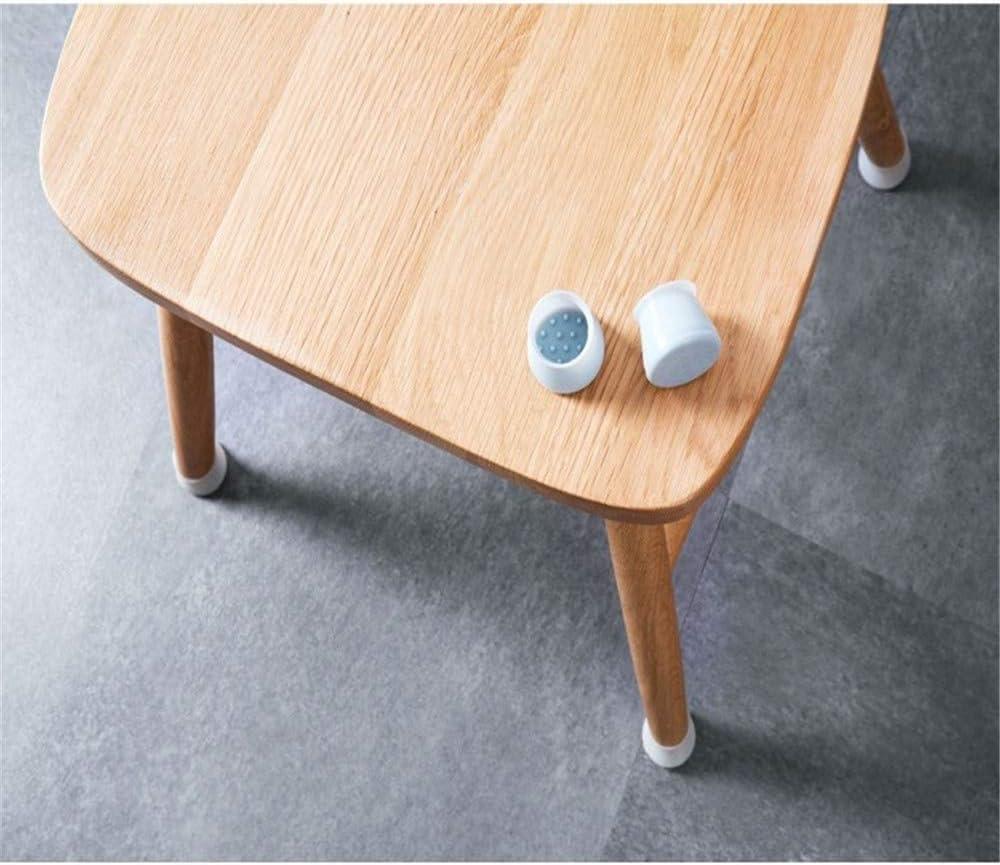 FYLHX Guanti per mobili in Silicone Cuscinetti per la Protezione del Piede 8pcs,Rosa previene Graffi e rumori Protezioni Antiscivolo per Gambe per sedie da Tavolo Rotonde per Pavimento