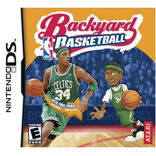 Backyard Basketball - Nintendo DS Ming Console